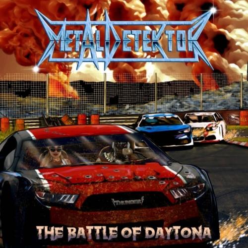METAL DETEKTOR The Battle of Daytona (2020) Heavy Metal ITALIE 31529610