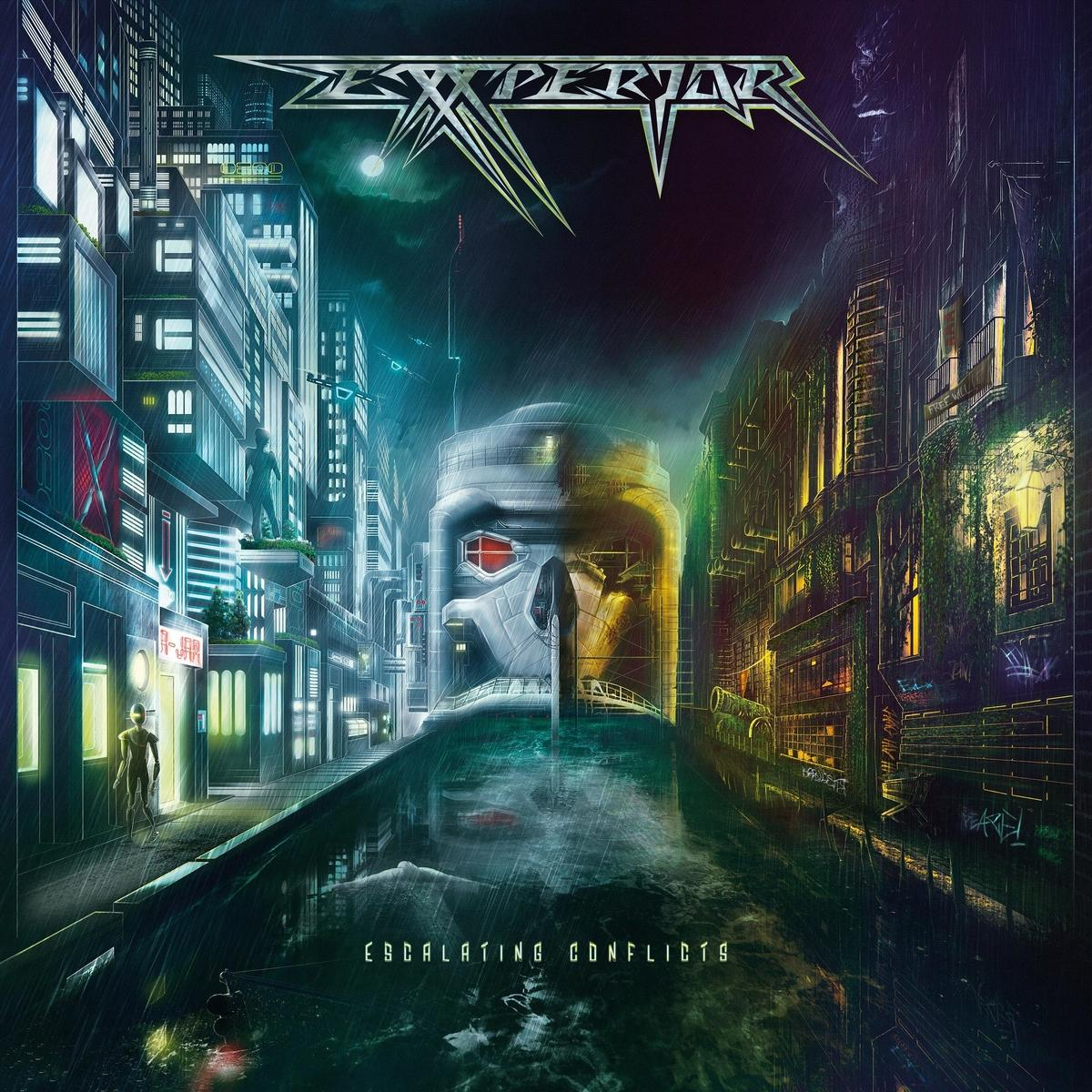 EXXPERIOR Escalating Conflicts (2021) Thrash Allemagne  31772010