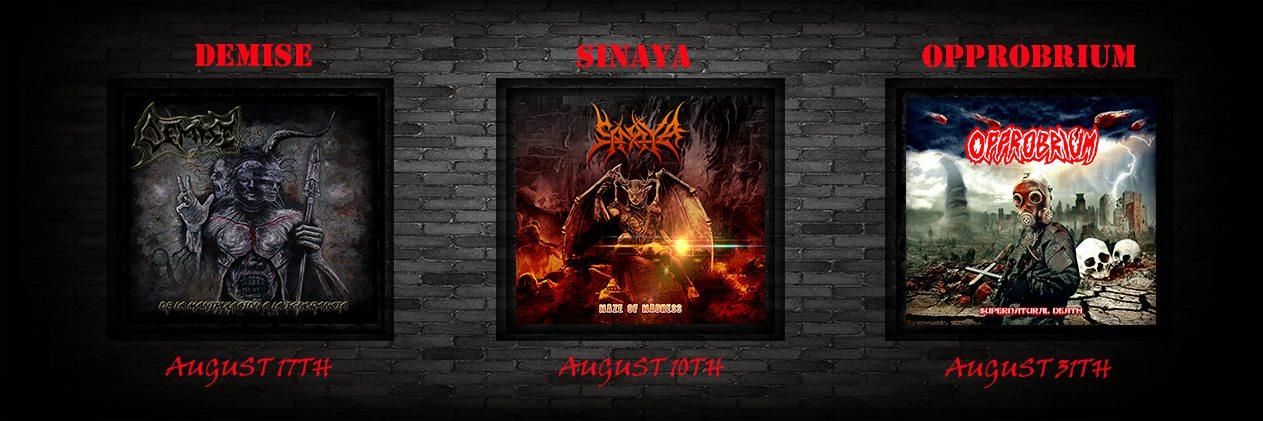 SINAYA Abyss to Death (2018) Nouveau clip de death/thrash des brésiliennes 31944610