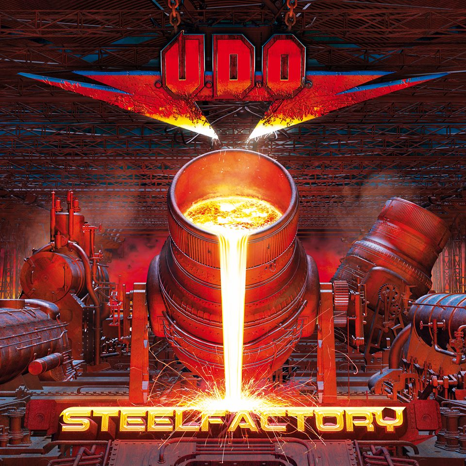 UDO Steel factory (2018) Heavy Metal ALLEMAGNE 35286510