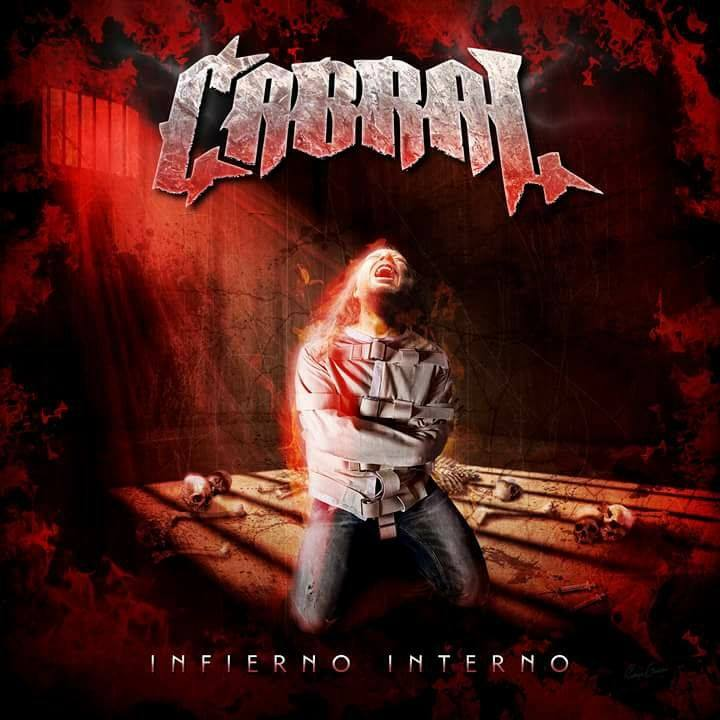 CABRAL Infierno Interno (2018) Heavy Metal ARGENTINE 35734810