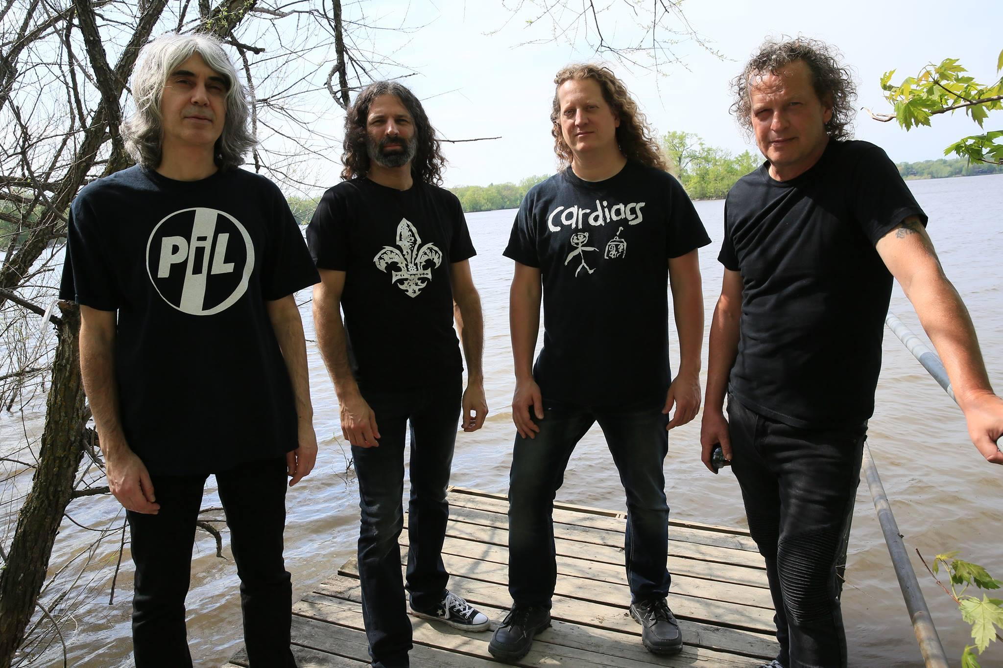 VOIVOD The Wake (2018) Thrash/Progressive Metal CANADA 35819510
