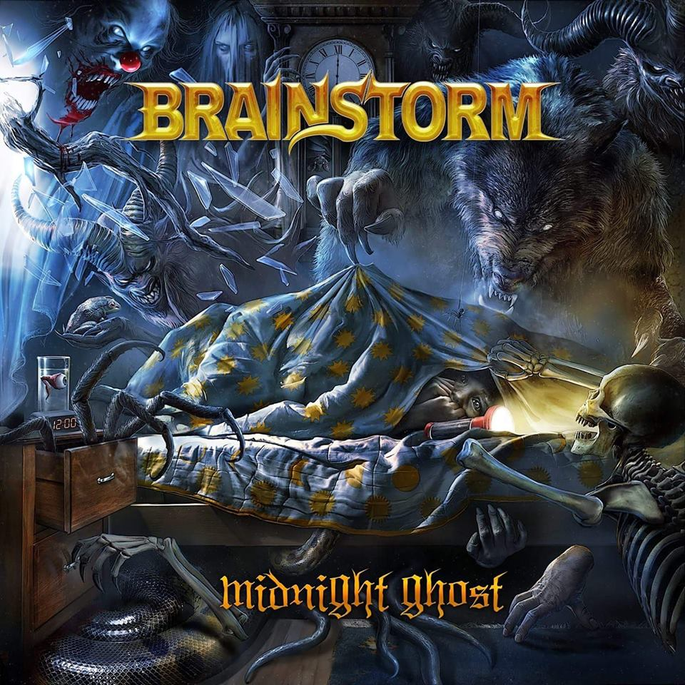 BRAINSTORM Midnight Ghost (2018) Power Metal ALLEMAGNE 35924610