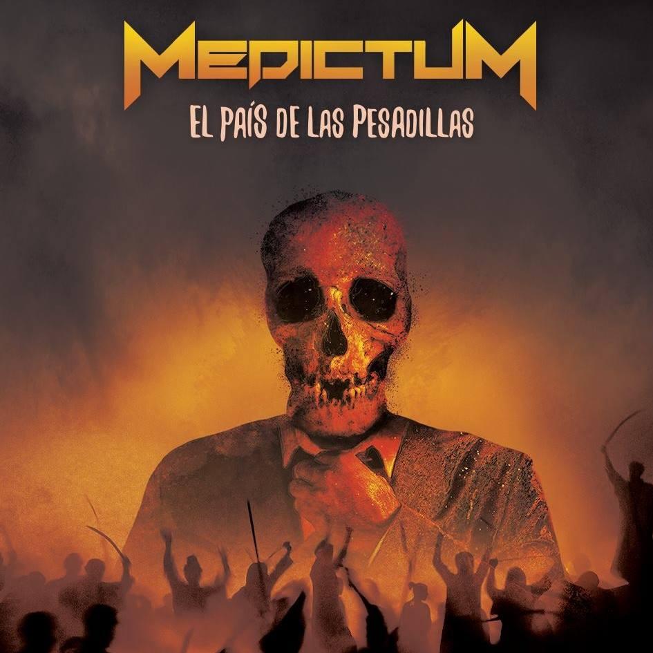 MEDICTUM El País De Las Pesadillas (2018) Thrash ESPAGNE 36227110