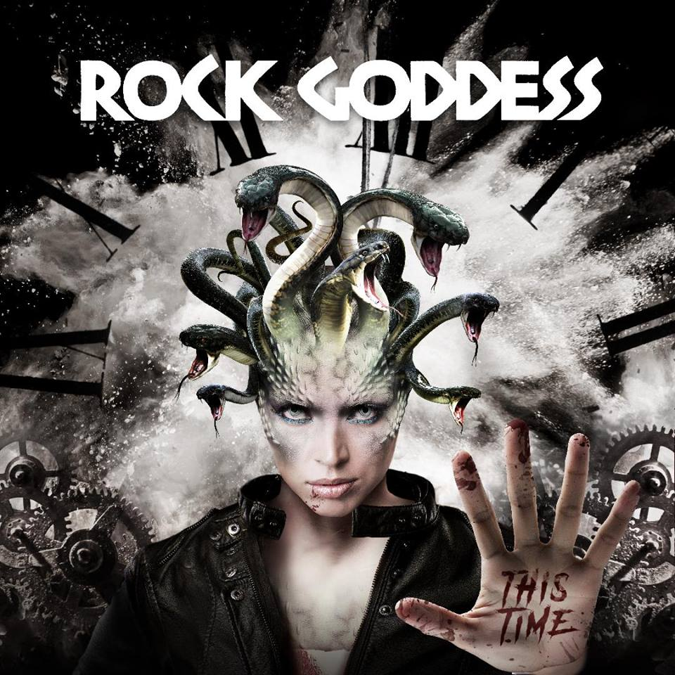 ROCK GODDESS This Time (2018) Hard/Heavy ANGLETERRE 37365310