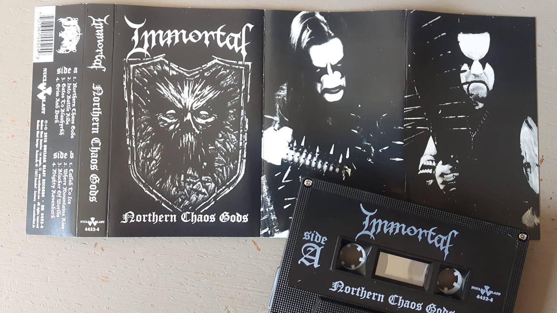 IMMORTAL Northern Chaos Gods (2018) Black Metal Norvège 37403510