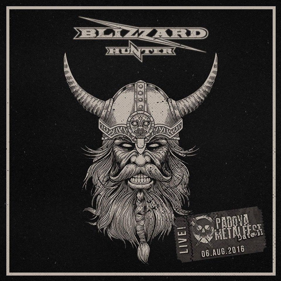 BLIZZARD HUNTER Live at Padova (2018) Heavy Metal PEROU 38204110