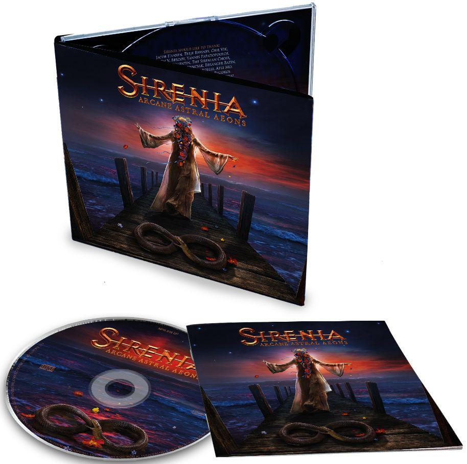SIRENIA Arcane Astral Aeons (2018) Metal Symphonic Norvège 38718510