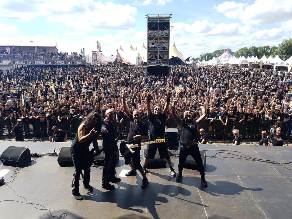 ARMORED SAINT live au Rockpalast 2018 (concert complet) 38949110