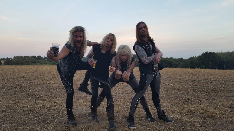 SNAKEBITE Rise Of The Snake (2018) Hard-Rock ALLEMAGNE 39020210
