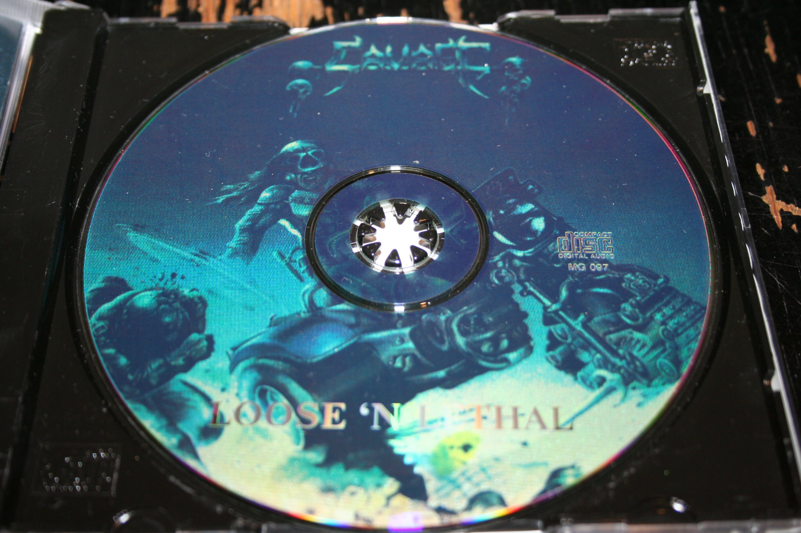 SAVAGE Loose 'N Lethal (1983) Heavy Metal ANGLETERRE 3c016110