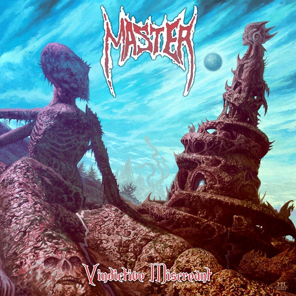 MASTER Vindictive Miscreant (2018) Death USA 40430510