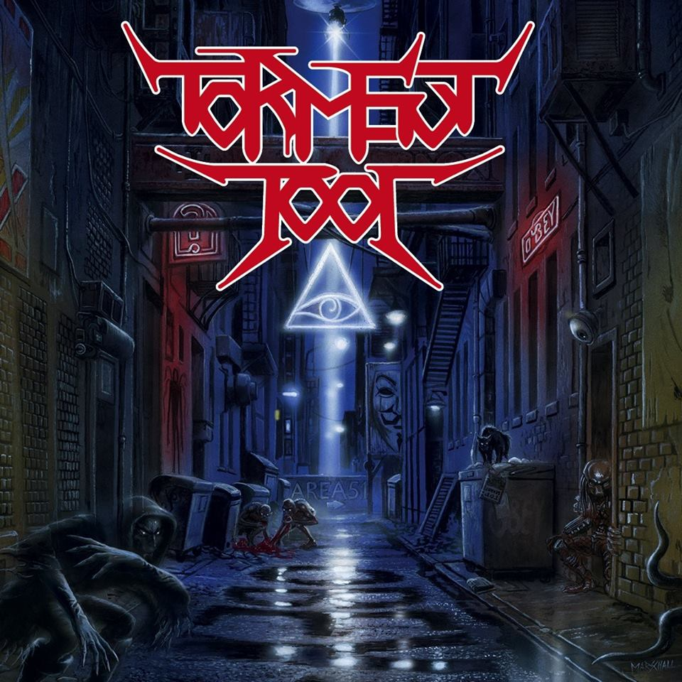 TORMENT TOOL Shadow Existence (2018) Thrash Metal ALLEMAGNE 40586110