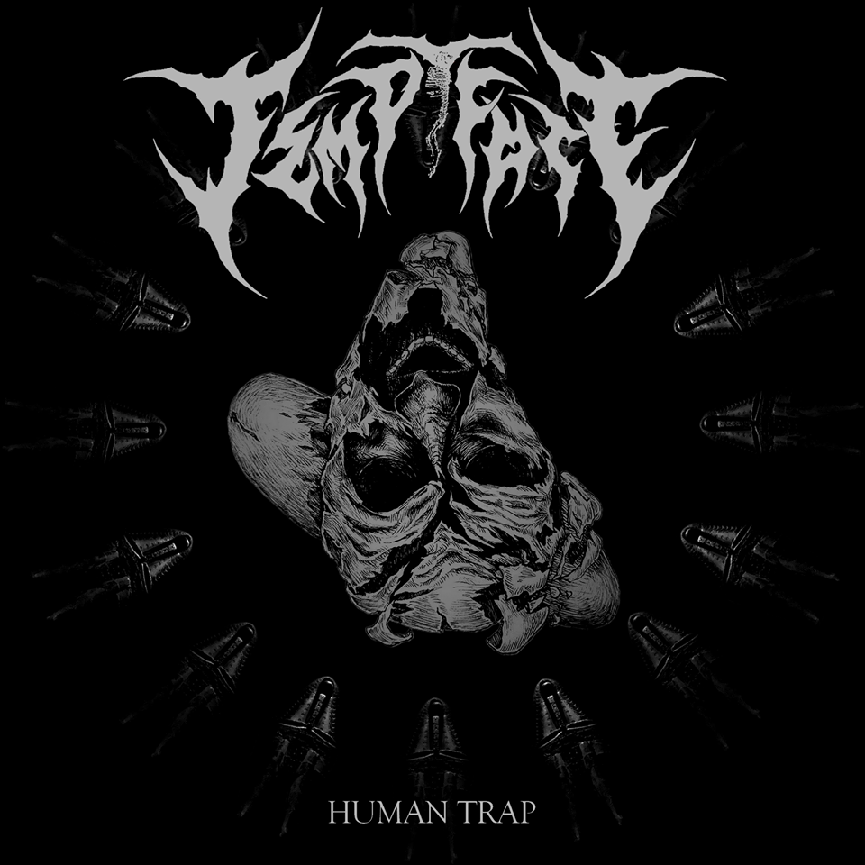 TEMPT FATE Human Trap (2018) Death Metal Toulouse 40610410