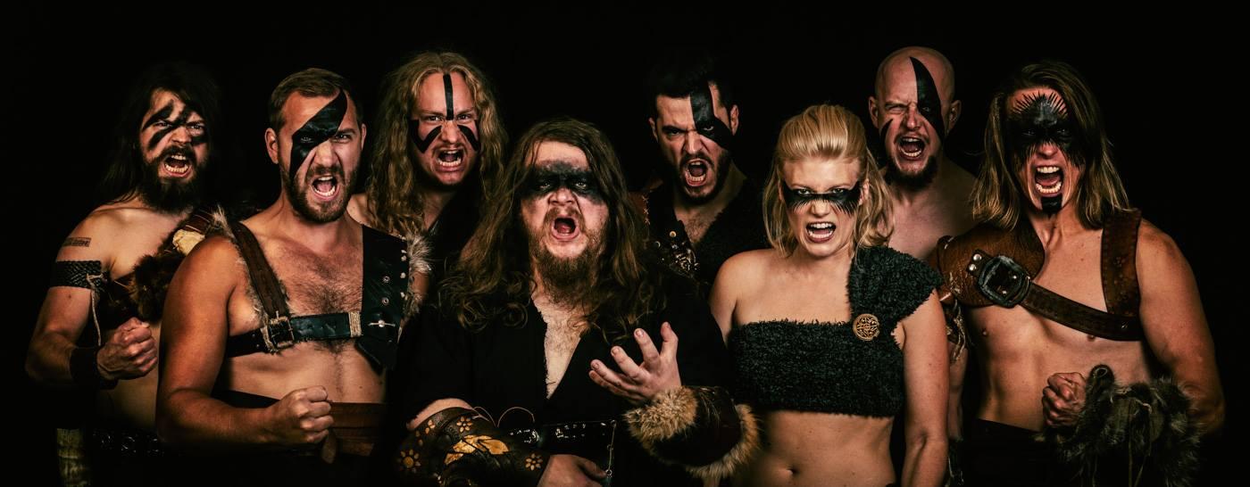 BROTHERS OF METAL Prophecy of Ragnarok (2018) True Heavy Metal SUEDE 40897010