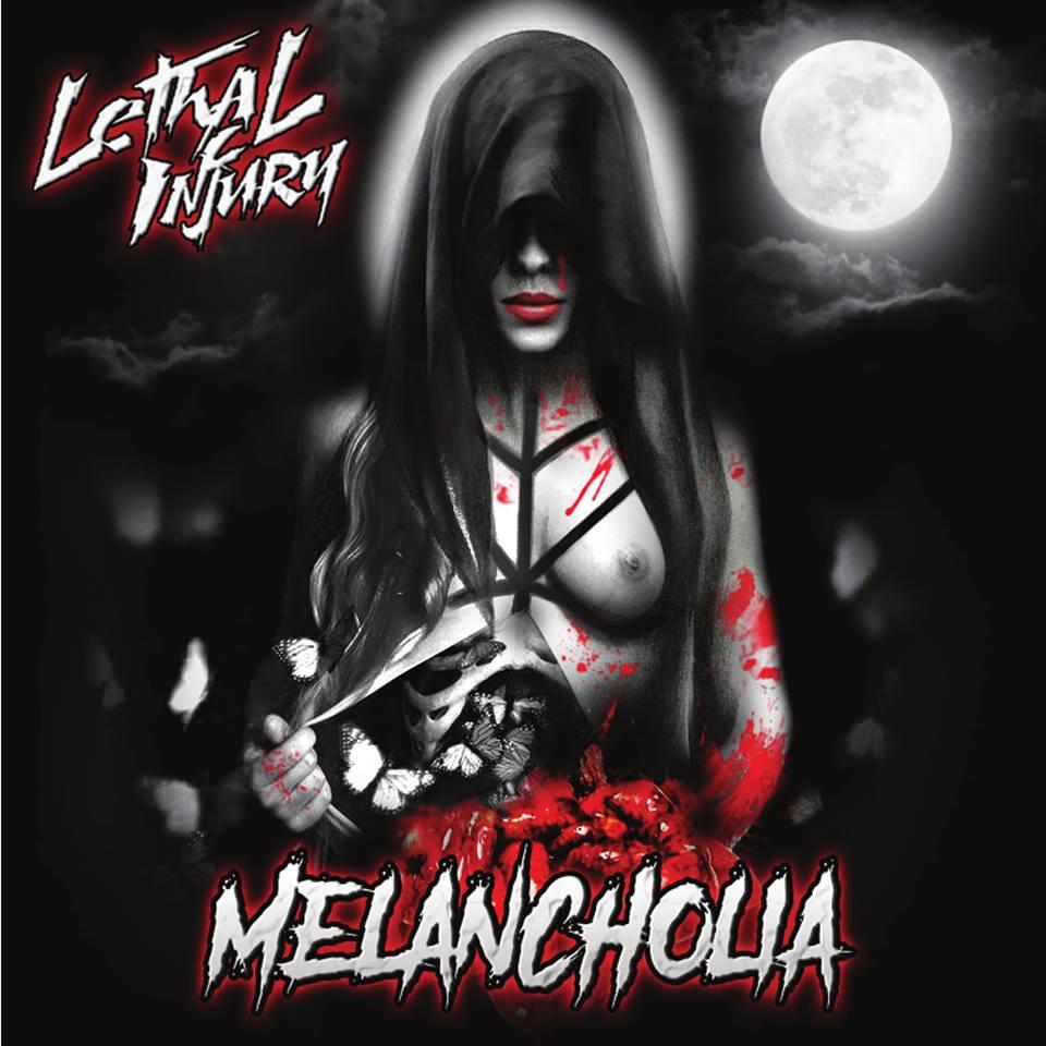 LETHAL INJURY Melancholia (2018) Thrash BELGIQUE 41237210