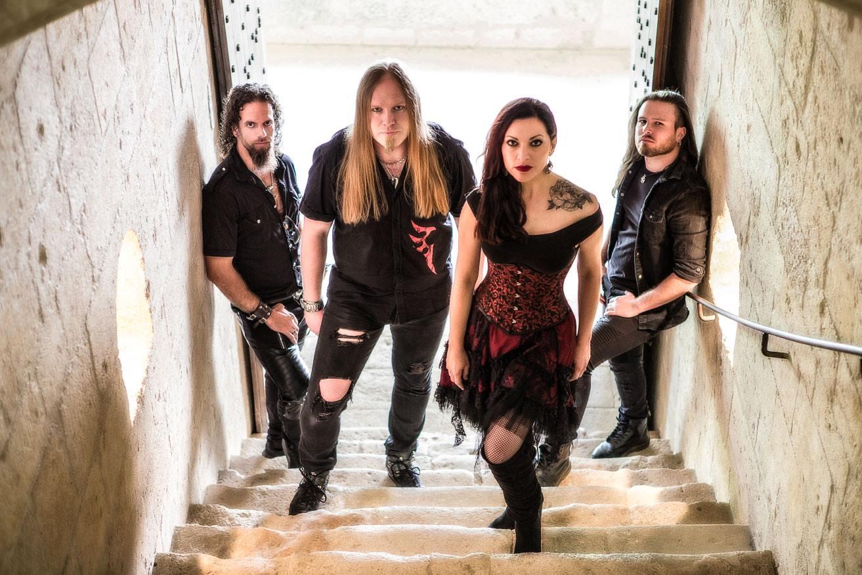 SIRENIA Arcane Astral Aeons (2018) Metal Symphonic Norvège 41758710