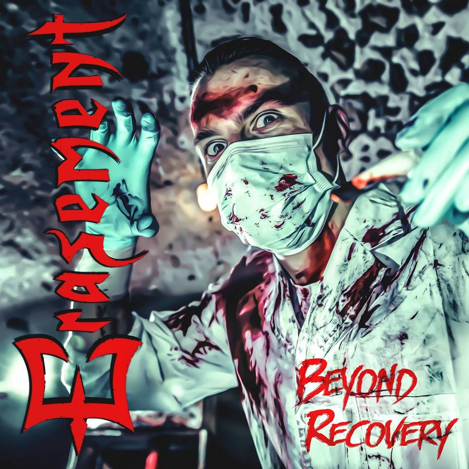 ERASEMENT Beyond Recovery (2018) Thrash Metal ALLEMAGNE 41919210