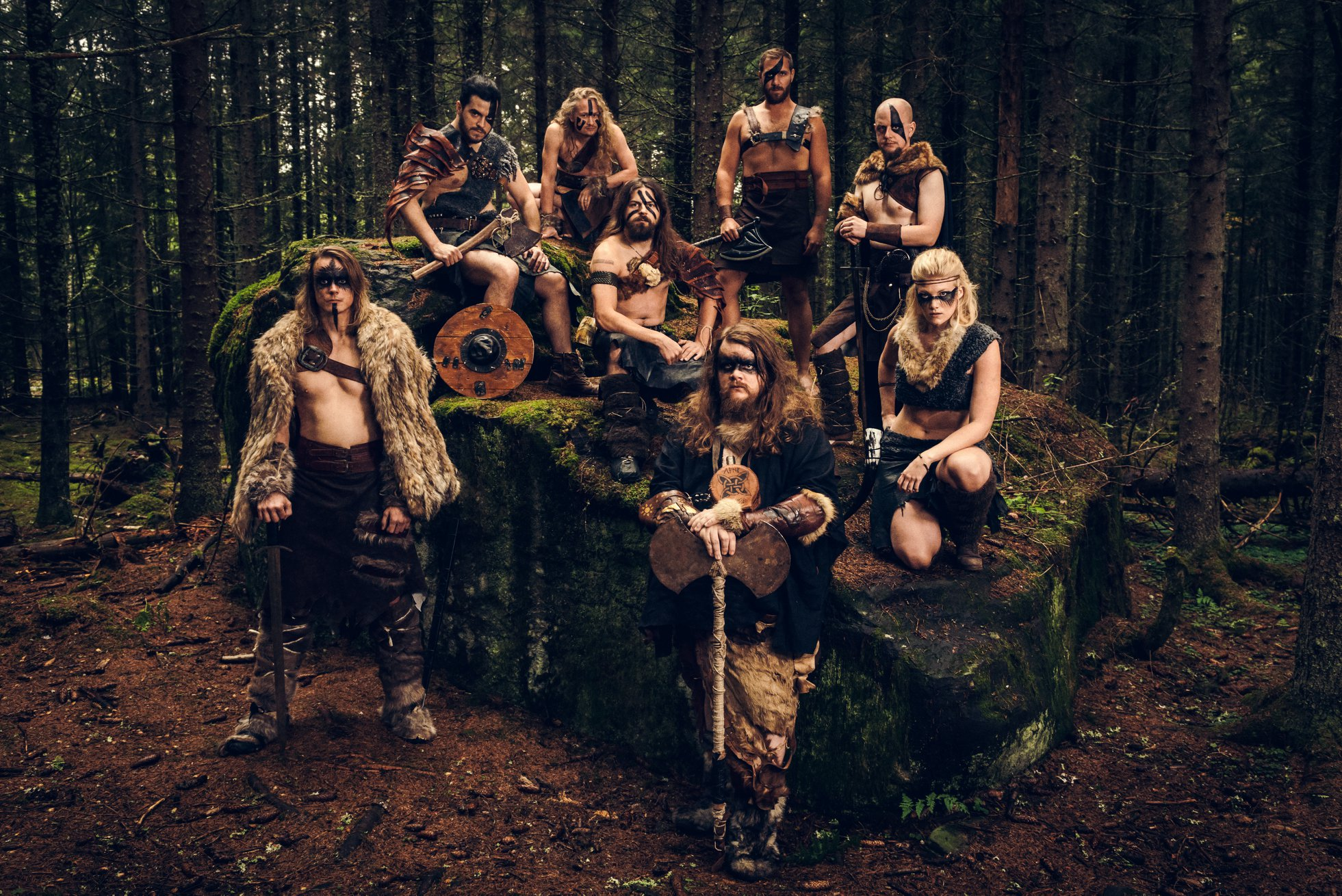 BROTHERS OF METAL Prophecy of Ragnarok (2018) True Heavy Metal SUEDE 42208810
