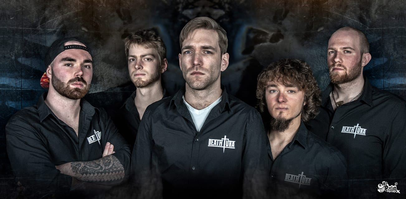 DEATHTURA Division (2018) Heavy/Thrash/Groove Metal belgique 42407010