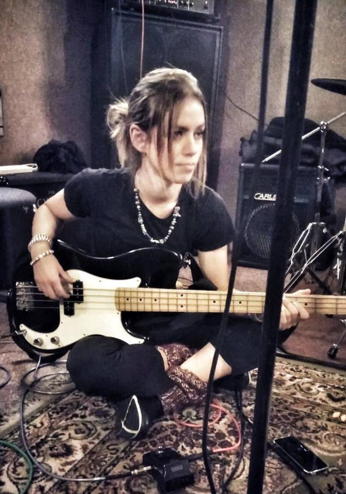 Une nouvelle bassiste pour ROCK GODDESS ... 43639610