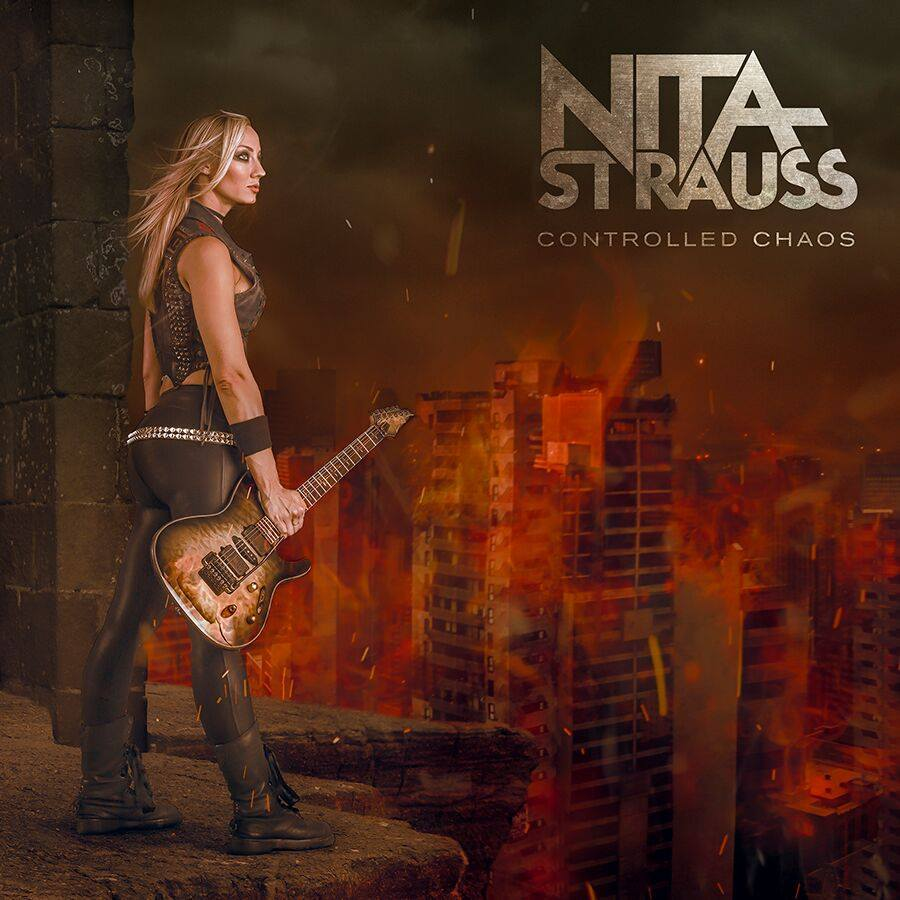 NITA STRAUSS Controlled Chaos (2018) Heavy Metal USA 43950411