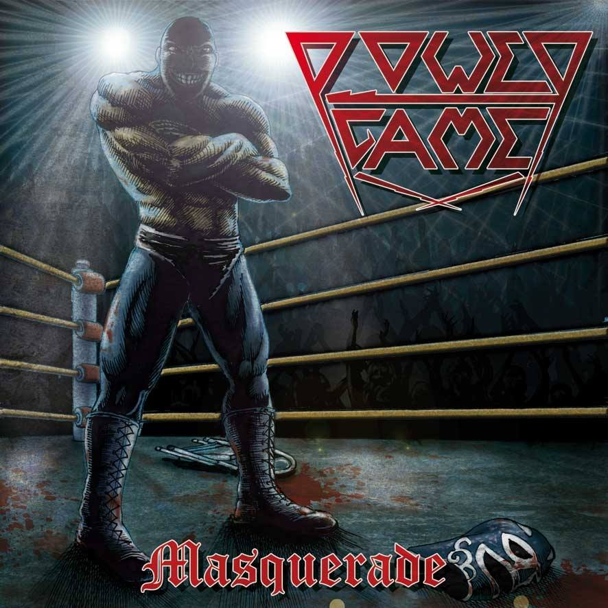 POWERGAME Masquerade (2019) Heavy Metal ALLEMAGNE 44027510