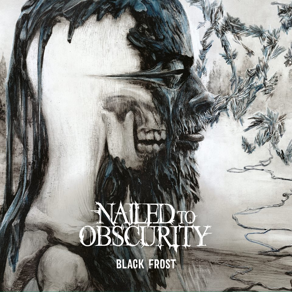 NAILED TO OBSCURITY Black Frost (2019) Death Metal ALLEMAGNE 44321810