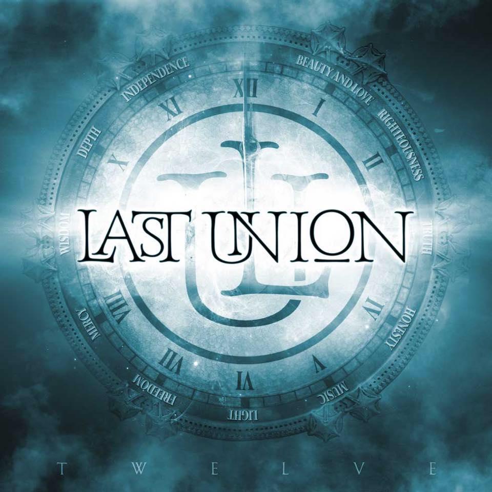 LAST UNION Twelve (2018) Metal Progressif ITALIE 45128310