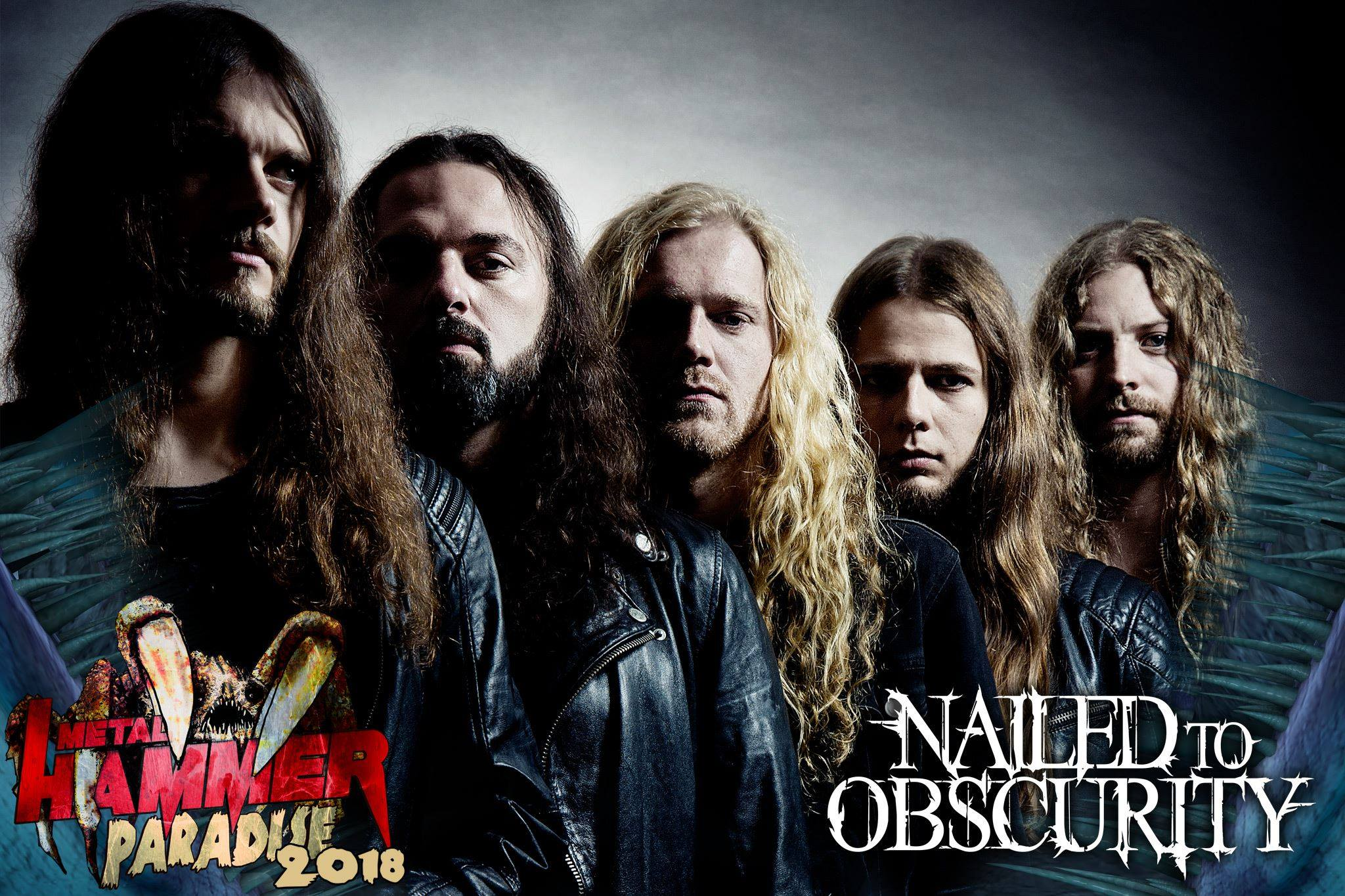 NAILED TO OBSCURITY Black Frost (2019) Death Metal ALLEMAGNE 45254710