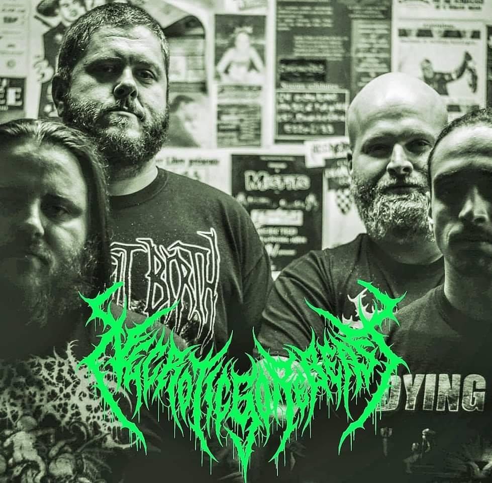 NECROTICGOREBEAST Human Deviance Galore (2021) Brutal Death Metal Canada 45376310