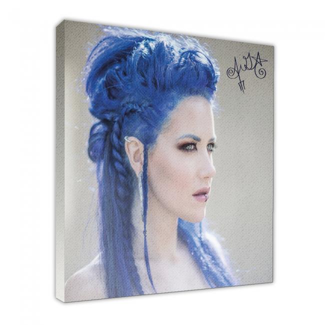 Impression sur toile ALISSA WHITE-GLUZ chez Napalm Records ! 45642410
