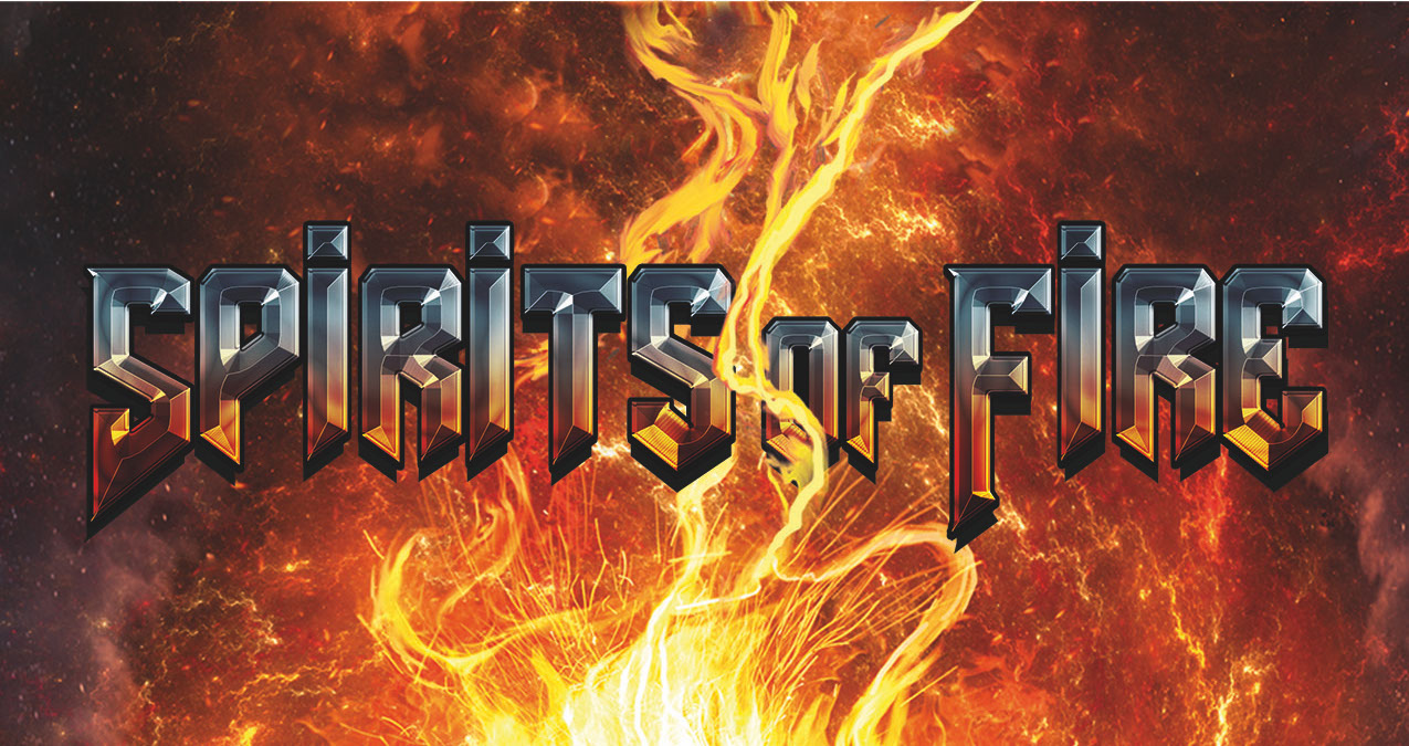 SPIRITS OF FIRE 1er album (2019) Heavy Metal  45939410
