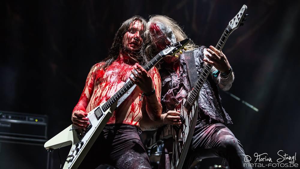 BLOODBATH Bloodstock 2018 Concert complet HD  46003610