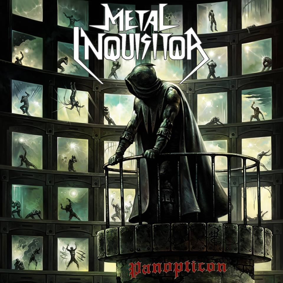 METAL INQUISITOR Panopticon (2019) Heavy/Speed ALLEMAGNE 47060510