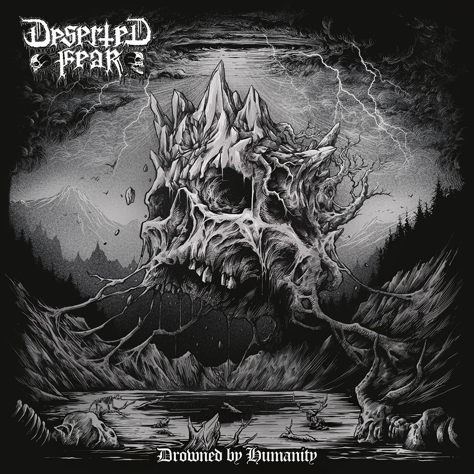 DESERTED FEAR Drowned By Humanity (2018) Death Metal ALLEMAGNE 47284310
