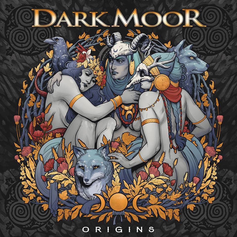 DARK MOOR Origins (2018) Power Metal  ESPAGNE 47364910