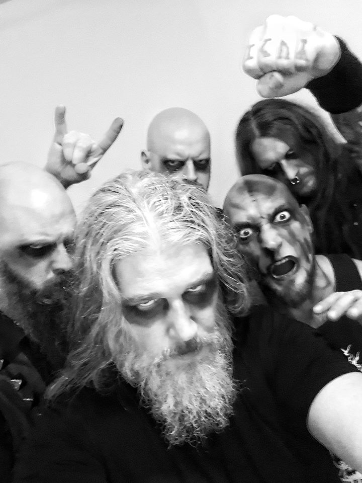 NAGLFAR Cerecloth (2020) Black Metal Suède 47687610