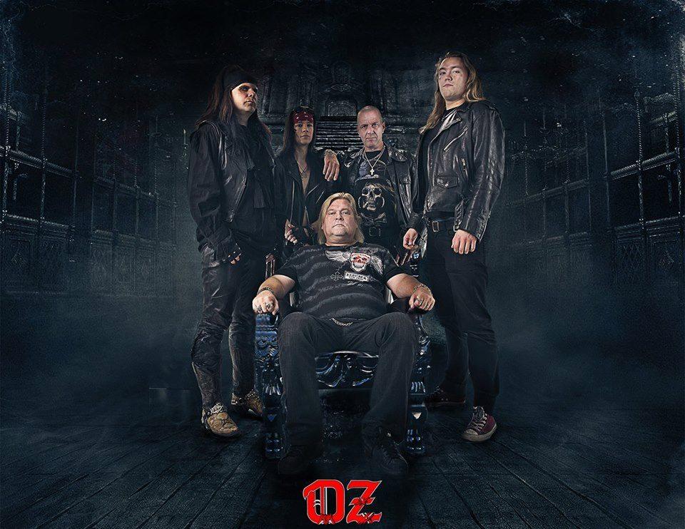 OZ Forced Commandments (2020) Heavy Metal Finlande 48396310