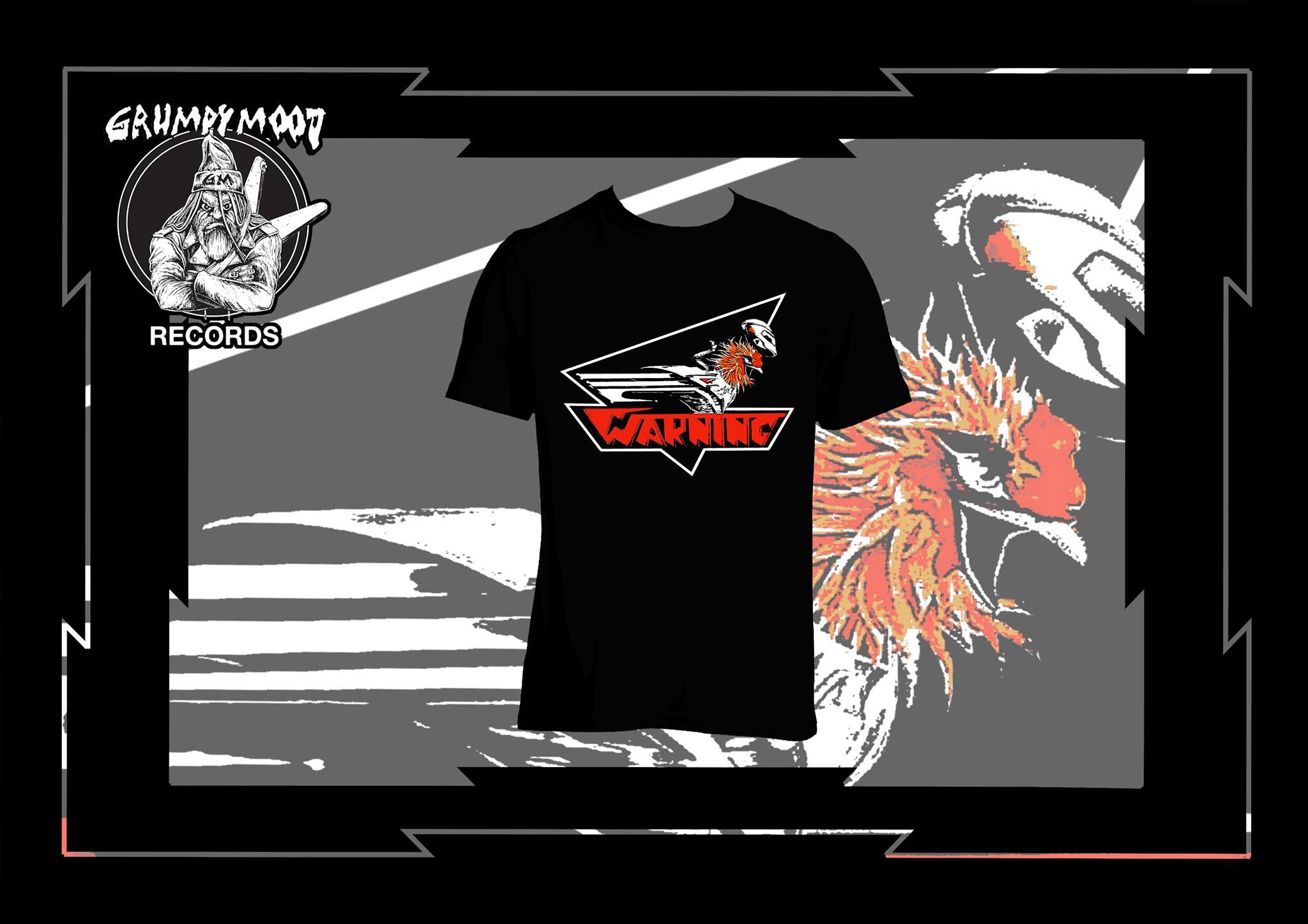 Tee-Shirt WARNING chez Grumpy Mood !!!!! 49332610