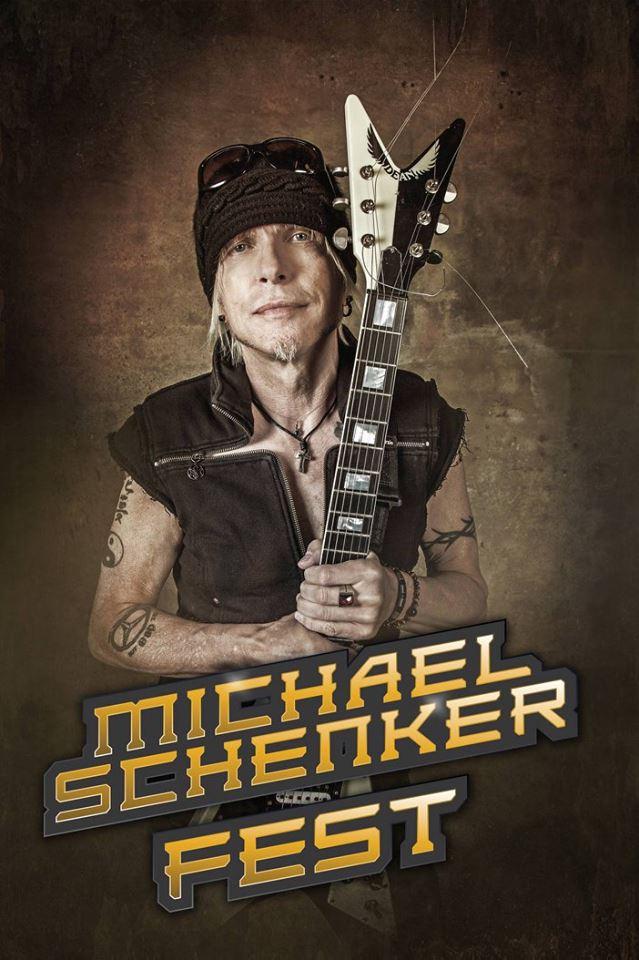 Une pochette spectaculaire pour le nouveau MICHAEL SCHENKER FEST ! 49749210