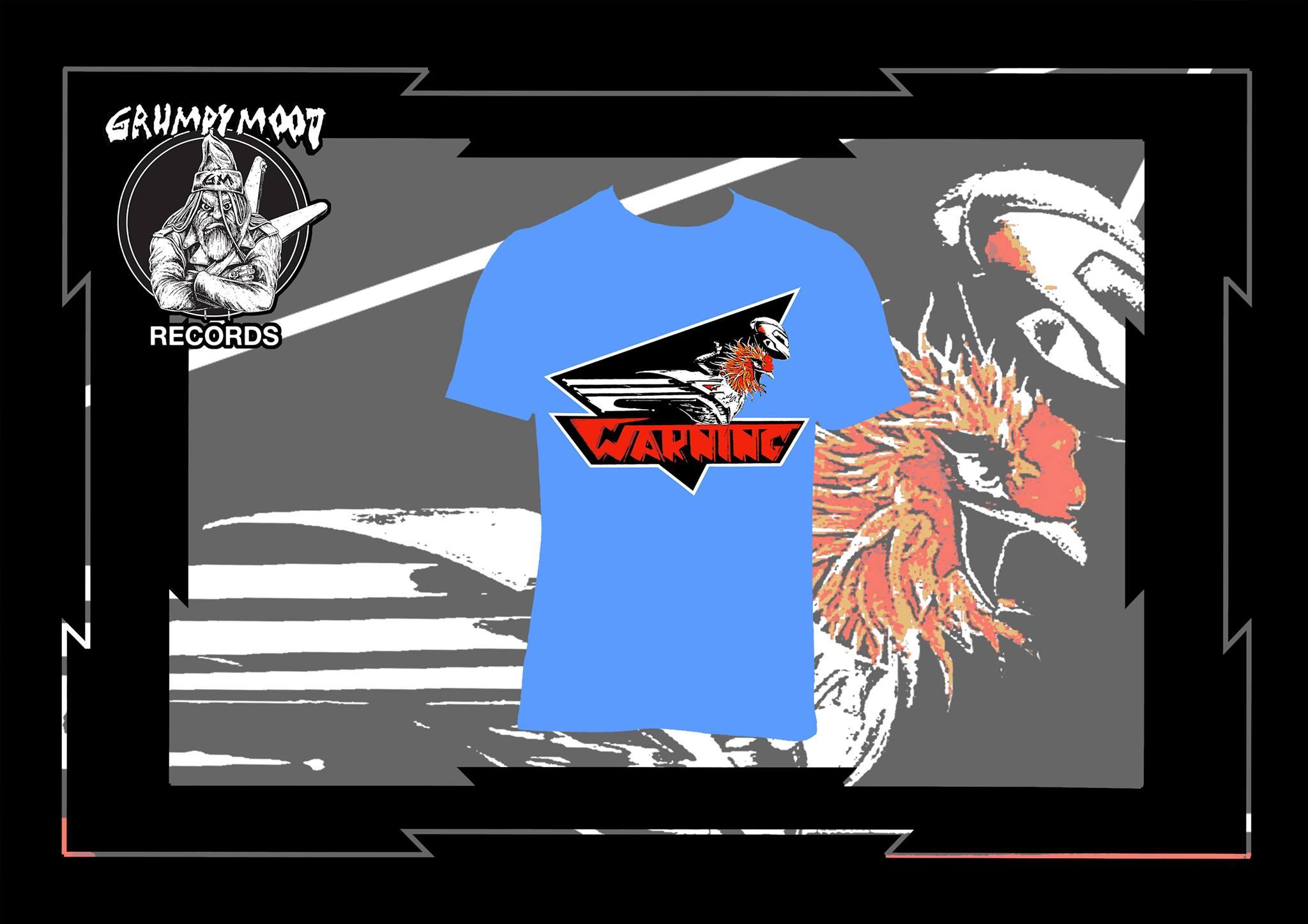Tee-Shirt WARNING chez Grumpy Mood !!!!! 49898510
