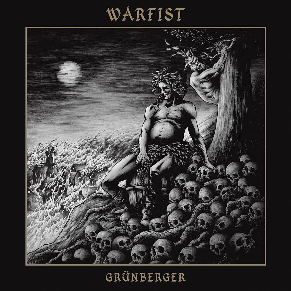 WARFIST Grünberger (2019) Black, Thrash Metal Pologne 50322110