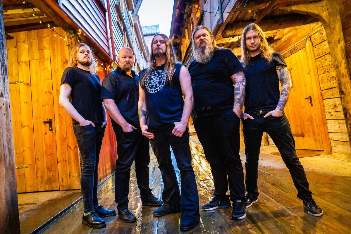ENSLAVED Utgard (2020) Black Metal Expérimental Norvège 50685910