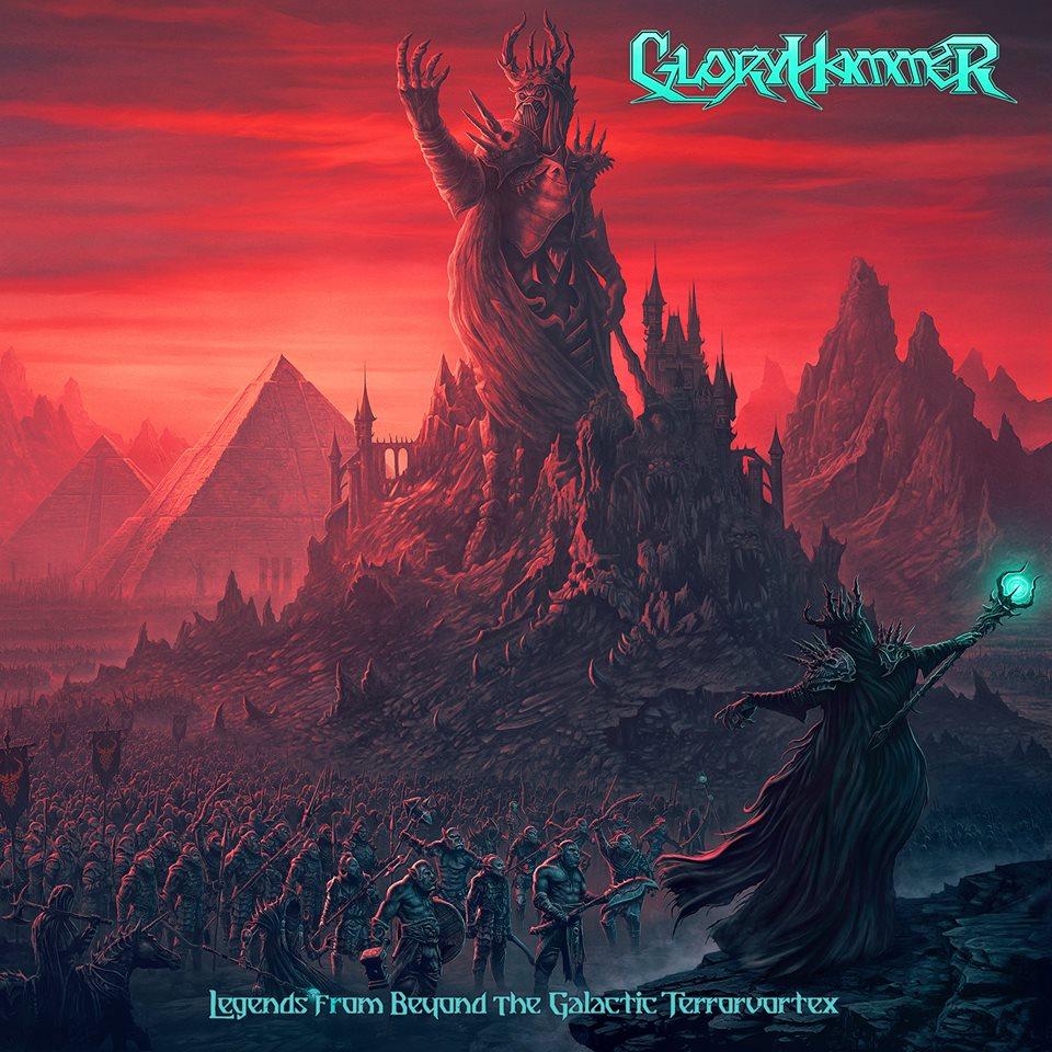 GLORYHAMMER Legends From Beyond The Galactic Terrorvortex (2019) Interdimensional Space Metal  51165910