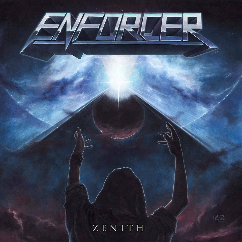 ENFORCER Zenith (2019) Heavy Metal Suède 51207010