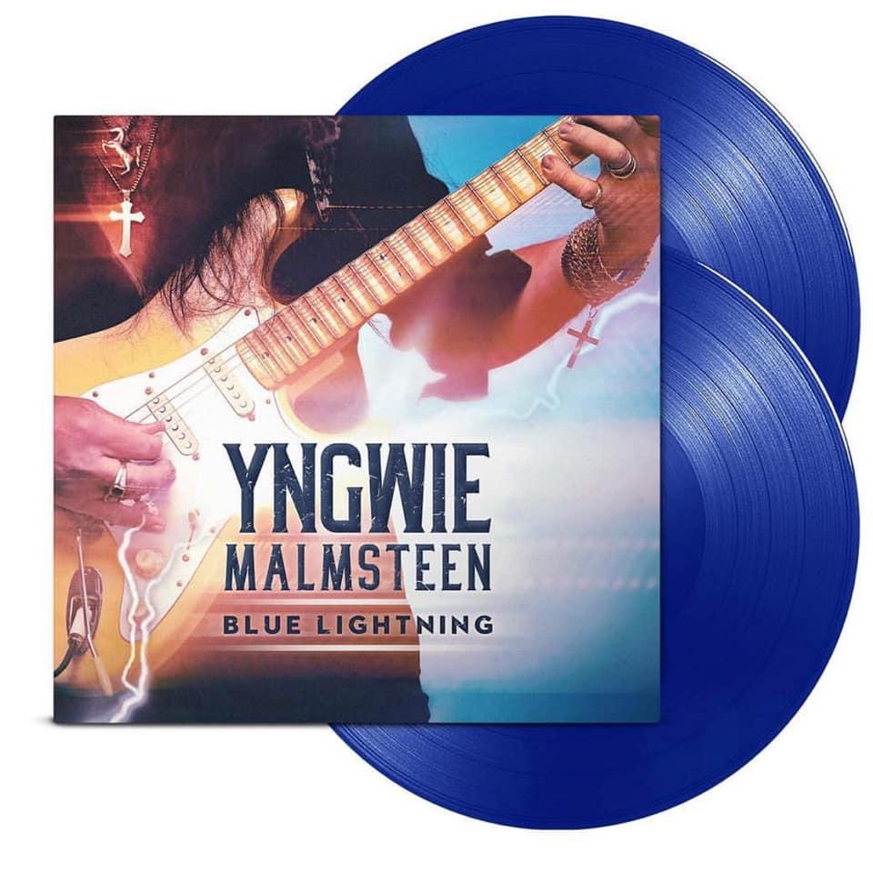 YNGWIE MALMSTEEN Blue Lightning (2019) Heavy Symphonic  51263610