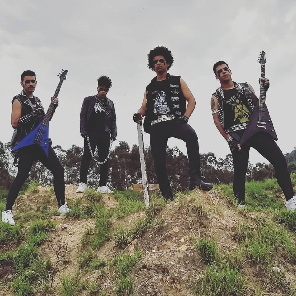 NORDEATH Pacto do Mal (2019) Clip vidéo Black/Thrash Brésil 51885810