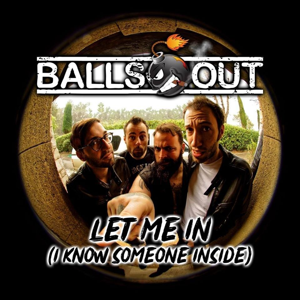 BALLS OUT It's Only Rock 'N' Roll (2020) Nouveau clip (Nice) Hard Rock 53006810