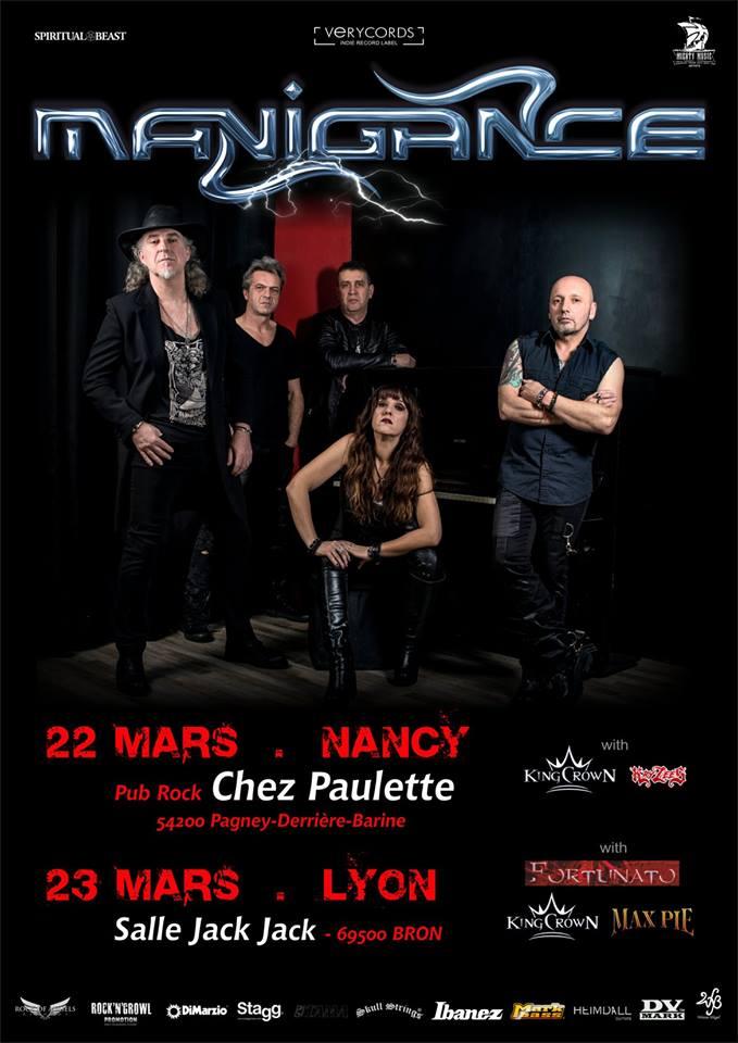 Interview MANIGANCE sur France3 Régions Pau Sud Aquitaine 53356710